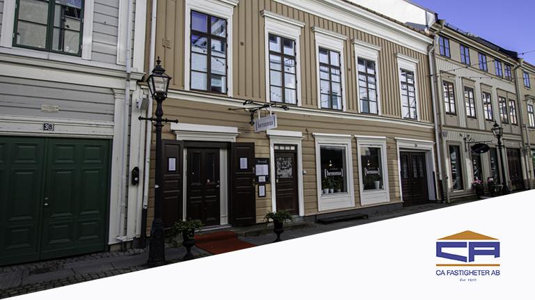 Centrumfastighet i Jönköping