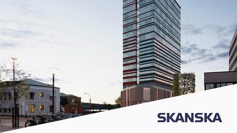 Utvecklingsprojekt med nyproducerat hotell i Jönköping