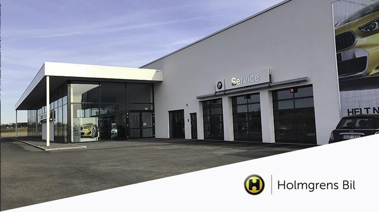 Bilhandelsportfölj i Linköping, Norrköping och Nyköping