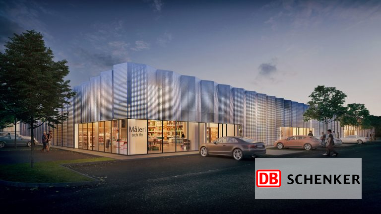 DB Schenker. Jönköping. Utveckling.