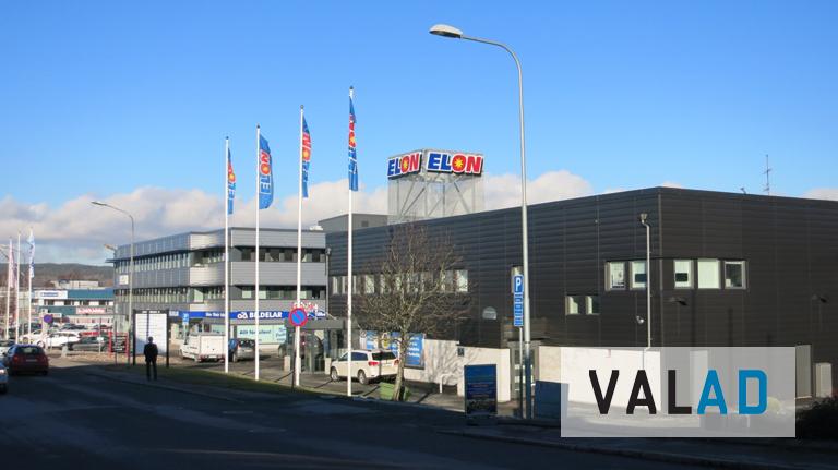 Fastigheter Valad. Elon. Södra Sverige.